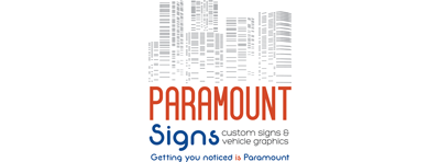 Paramount Signs