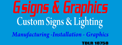 G Signs and Graphics